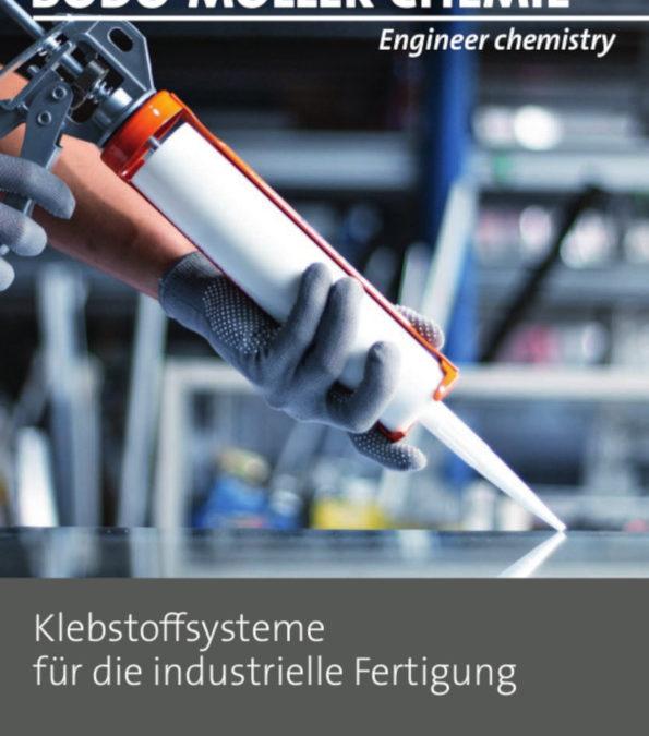 Klebstoffsysteme für die industrielle Fertigung