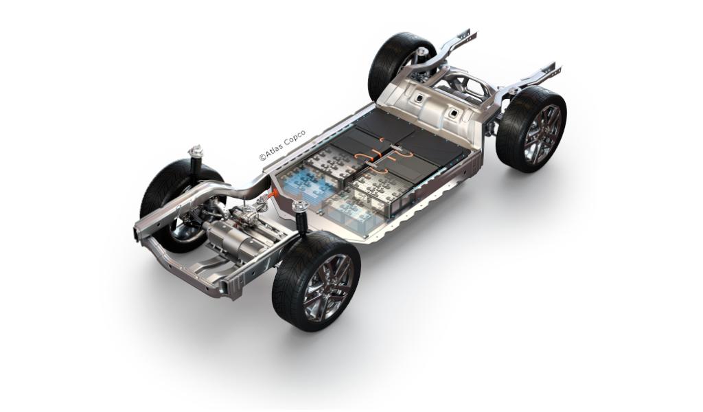 Klebstoff- und Dichtungssysteme für Hochvoltbatterien in Elektrofahrzeugen