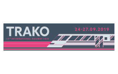 Trako 2019 13th International Railway Fair