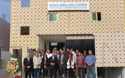 Bodo Möller Chemie opens another production facility in Egypt The specialty chemicals expert distributes innovative Loctite products for electrical and electronics applications