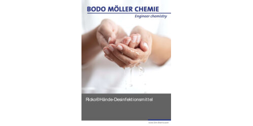 Ricko® Hände-Desinfektionsmittel