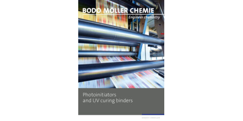 Photoinitiators and UV curing binders