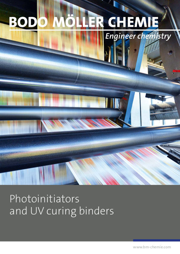 Photoinitiators and UV curing binders