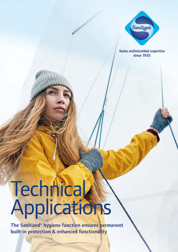 Sanitized® Technical Applications Segment Flyer