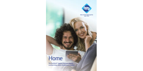 Sanitized® Home Segment Flyer