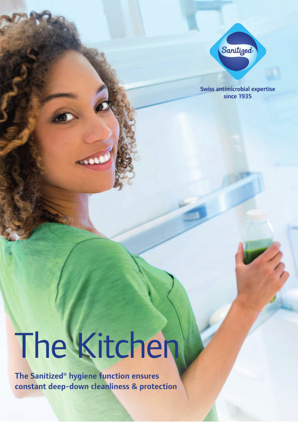 Sanitized® Kitchen Segment Flyer