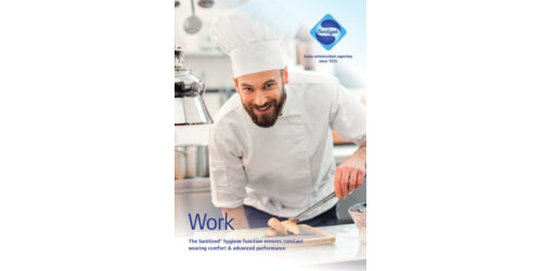Sanitized® Work Segment Flyer