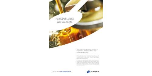 SONGWON Fuel & Lubricant Antioxidants